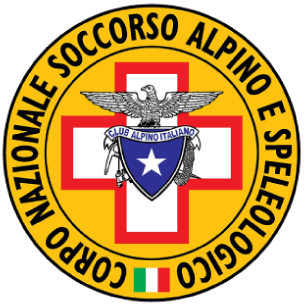 Logo Soccorso Alpino e Speleologico