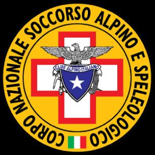 Logo Soccorso Alpino e Speleologico