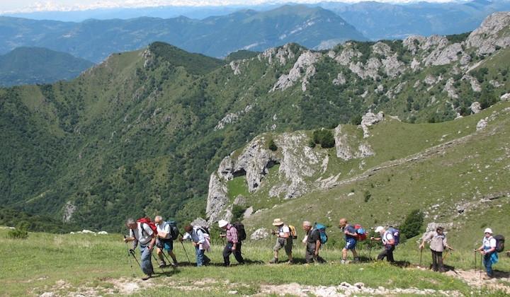 Escursionismo senior