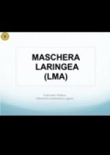 cover La maschera laringea