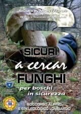 cover Sicuri a cercar funghi