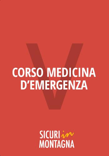 cover V corso medicina d'emergenza