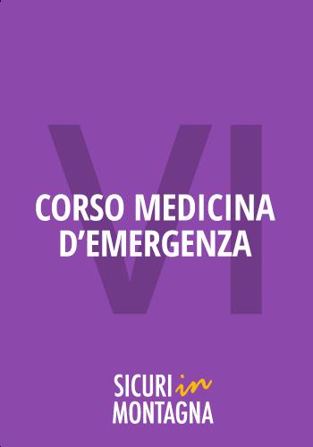 cover VI corso medicina d'emergenza