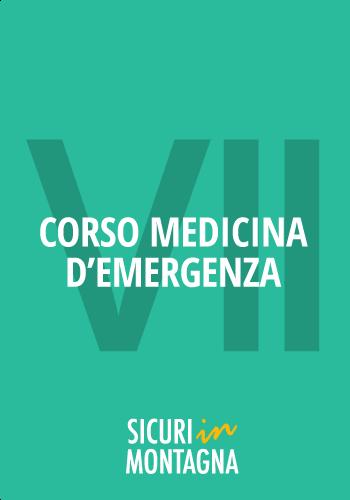 cover VII corso medicina d'emergenza