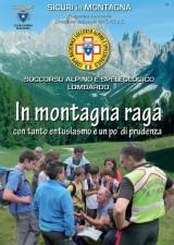cover In montagna raga