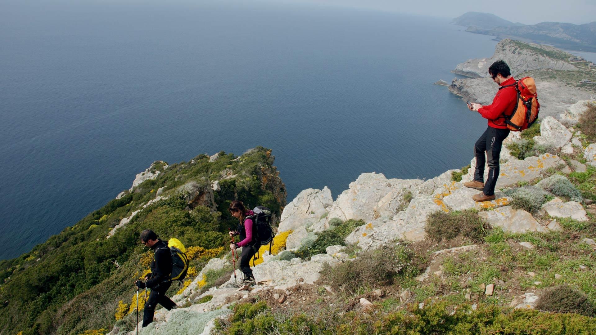 Slide Sicuri in Montagna il Progetto